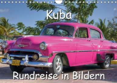 Kalendercover-Kuba