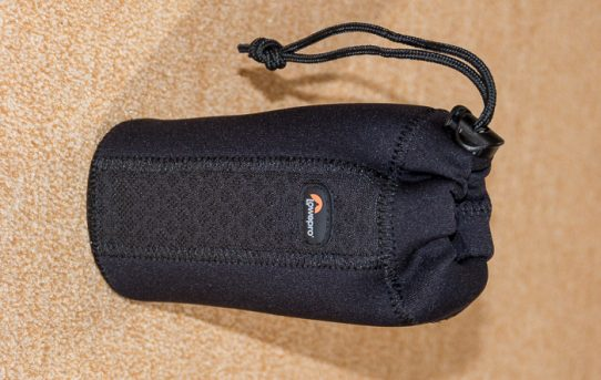 Vorstellung: Lowepro S&F Bottle Pouch