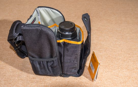 Vorstellung: Lowepro Street & Field Lens Exchange Case 200 AW