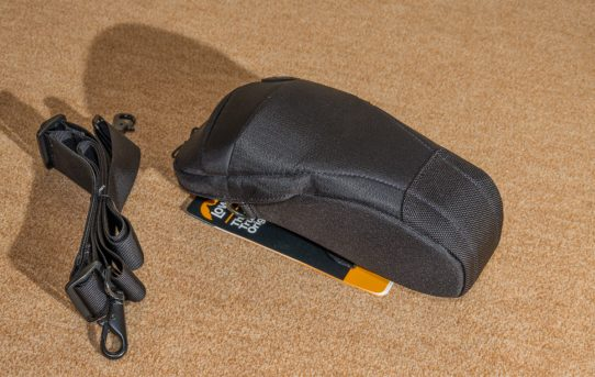 Vorstellung: Lowepro Street & Field Quick Flex Pouch 75 AW